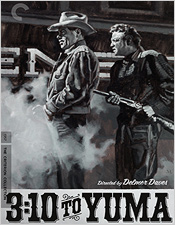3:10 to Yuma (Criterion Blu-ray Disc)