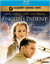 English Patient, The (Blu-ray Disc)
