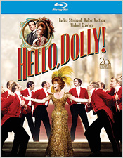 Hello Dolly (Blu-ray Disc)
