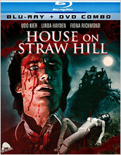 House on Straw Hill (Blu-ray Disc)