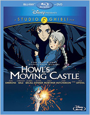 How's Moving Castle (Blu-ray Disc)