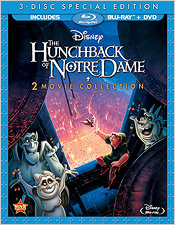 The Hunchback of Notre Damn: 2 Movie Collection (Blu-ray Disc)