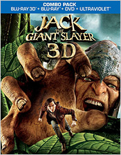Jack the Giant Slayer 3D (Blu-ray 3D)