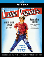 Little Fugitive (Blu-ray Disc)