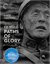 Paths of Glory (Criterion Blu-ray Disc)