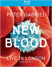 Gabriel, Peter - New Blood: Live in London (Blu-ray 3D)