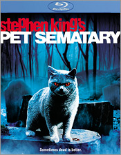 Pet Sematary (Blu-ray Disc)