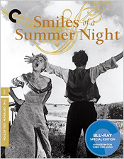 Smiles of a Summer Night (Criterion Blu-ray Disc)