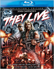 They Live: Collector's Edition (Blu-ray Disc)