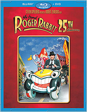 Who Framed Roger Rabbit?: 25th Anniversary Edition (Blu-ray Disc)