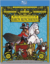 The Adventures of Baron Munchausen (Blu-ray Disc)