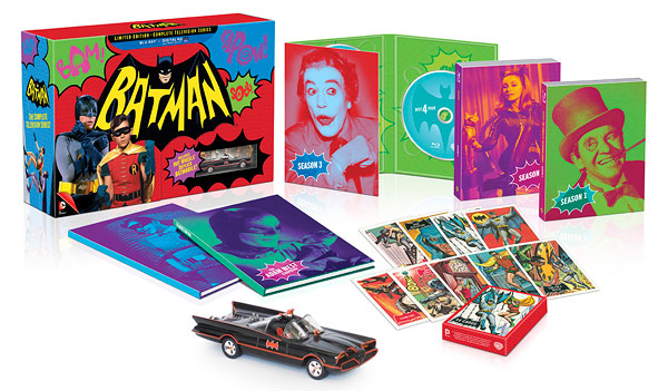 Batman: The Classic Television Series - Limited Edition (Blu-ray Disc)