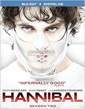 Hannibal: Season Two (Blu-ray Disc)