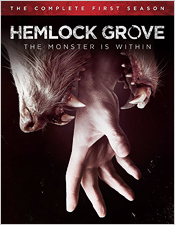 Hemlock Grove: Season One (Blu-ray Disc)