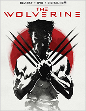 The Wolverine (Blu-ray Disc)