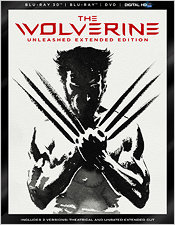 The Wolverine: Extended Edition (Blu-ray 3D)