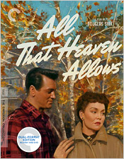 All That Heaven Allows (Criterion Blu-ray Disc)