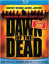 Dawn of the Dead: Unrated Director's Cut (Blu-ray Disc)