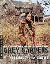 Grey Gardens (Criterion Blu-ray Disc)