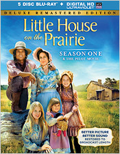 Little House on the Prairie: Season One (Blu-ray Disc)