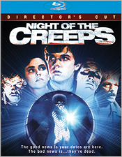 Night of the Creeps: Director's Cut (Blu-ray Disc)