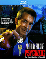 Psycho III: Collector's Edition (Blu-ray Disc)