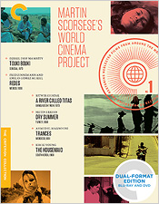Martin Scorsese's World Cinema Project (Criterion Blu-ray Disc)