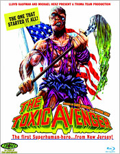 The Toxic Avenger (Blu-ray Disc)