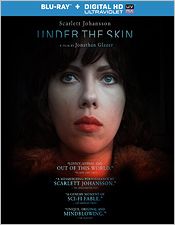 Under the Skin (Blu-ray Disc)