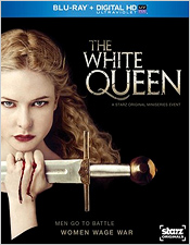 The White Queen (Blu-ray Disc)