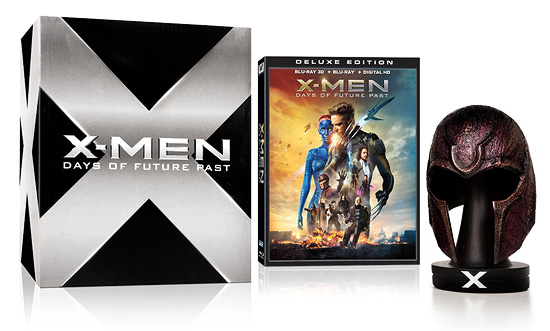 X-Men: Days of Future Past (Amazon-exclusive Blu-ray)