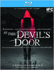 At the Devil's Door (Blu-ray Disc)