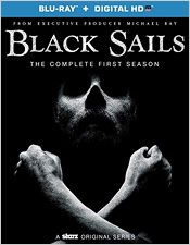 Black Sails: The Complete First Season (Blu-ray Disc)