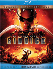 The Chronicles of Riddick: Unrated Director's Cut (Blu-ray Disc)