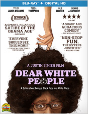 Dear White People (Blu-ray Disc)