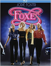 Foxes (Blu-ray Disc)