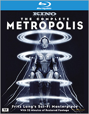 The Complete Metropolis (Blu-ray Disc)