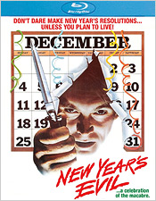 New Year's Evil (Blu-ray Disc)