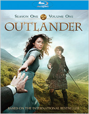 Outlander: Season One, Volume One (Blu-ray Disc)