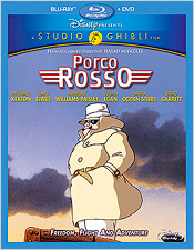 Porco Rosso (Blu-ray Disc)