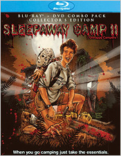 Sleepaway Camp II: Unhappy Campers (Blu-ray Disc)