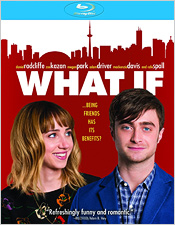 What If (Blu-ray Disc)