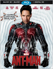 Ant Man (Blu-ray 3D)