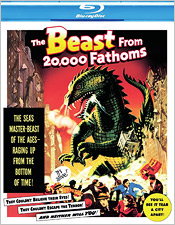 The Beast from 20,000 Fathoms (Blu-ray Disc)