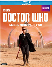 Doctor Who: Season Nine, Part Two (Blu-ray Disc)