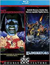 Dungeonmaster/The Eliminators (Blu-ray Disc)