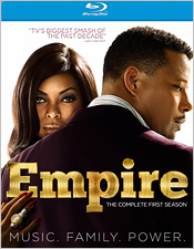 Empire: Season One (Blu-ray Disc)
