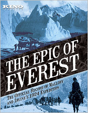 The Epic of Everest (Blu-ray Disc)