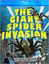 Giant Spider Invasion (Blu-ray Disc)