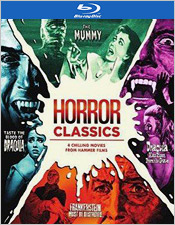 The Hammer Horror Classics Collection (Blu-ray Disc)